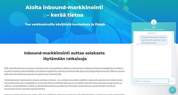 hubspot-chatbox